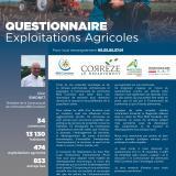questionnaire exploitations agricoles MIDI CORREZIEN