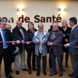 INAUGURATION MAISON DE SANTE BEAULIEU-SUR-DORDOGNE